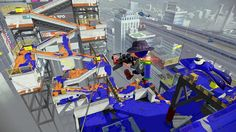 New Donkey Kong-esque map available in Splatoon soon