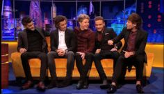 One Direction on 'The Jonathan Ross Show' 2013 - 1Ds Full