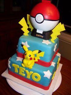 Images of best pokemon ball cake