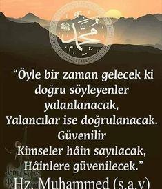 Hazreti Muhammed (s.v )Sözleri Spring Tutorial, Muhammed Sav, Allah Islam, Sufi, Meaningful Words, Believe, Sayings, Quotes, Exercises