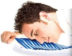 """Inflatable Pillow Tie - I googled """"how to sleep it off after tying one on"""", so this is spot on."""