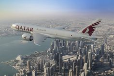 Boeing and Qatar Airways today signed a letter of intent to purchase five 777 Freighters, valued at $1.7 billion at list prices. The letter of intent was signed by Qatari Airways Chairman, Ali Sharif Al Emadi, Qatar Airways Group Chief Executive, Akbar Al Baker, Boeing President & CEO Kevin McAllister.