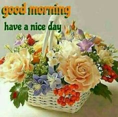 Good Morning Monday Gif, Good Morning Photos, Sunday, Islamic Quotes, Good Day, Floral Wreath, Table Decorations, Mornings, Blessings
