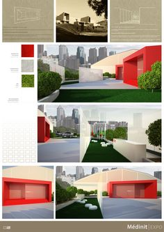 'Doors to Italy', my outdoor design concept for Mèdinit Expo, Casablanca.