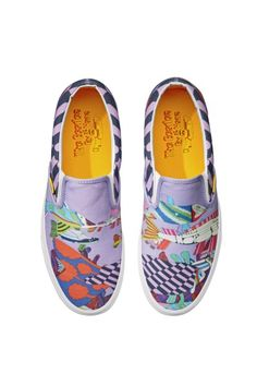 Vans Collaborates with The Beatles Yellow Submarine on First-Ever Capsule -  Accessories Magazine 5a6d2a46f5