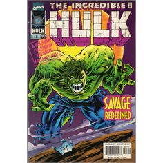 INCREDIBLE HULK, THE #447
