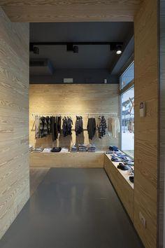 Sun68 store by C Architetti, Jesolo   Italy store design