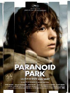 Paranoid Park, de Gus Van Sant