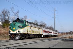RailPictures.Net Photo: ME 489 Maine Eastern EMD FL9 at East Hanover, New Jersey by Carl Perelman