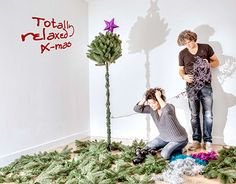 """Check out new work on my @Behance portfolio: """"Totally relaxed x-mas"""" http://on.be.net/1SZvu20"""