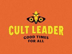 Cult Leader Logo