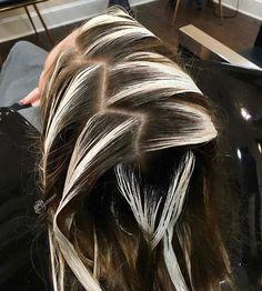 Likes, 84 Comments - Ashley Lewis Hair Color Placement, Blonde Foils, Hair Color Formulas, Hair Color Techniques, Hair Painting, Hair Highlights, Balayage Hair, Dyed Hair, Hair Inspiration