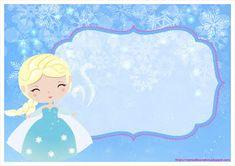 Mamá Decoradora: Kit imprimible Frozen Gratis Frozen Birthday Party, Frozen Party, Diy Birthday, Little Girl Birthday, Bday Girl, Event Themes, Party Themes, Frozen Dessert Table, Festa Frozen Fever