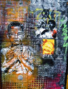 Streetart in Amsterdam for our #Dutch #language week! Want to learn Dutch? Check out our course outline here: http://www.cactuslanguage.com/en/languages/dutch.php