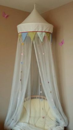 for a little girls room   Kidu0027s Room   Pinterest   Mosquito net bed Canopy and Queen size & for a little girls room   Kidu0027s Room   Pinterest   Mosquito net ...