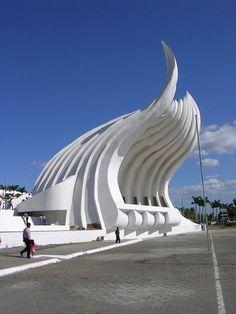 Concha Acustica Managua, Nicaragua