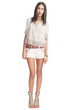Anya Top by Isabel Marant for Preorder on Moda Operandi