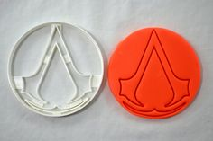 Assassins Creed Cookie Cutter. Ships out SAME by PlasticFanatics, $5.95