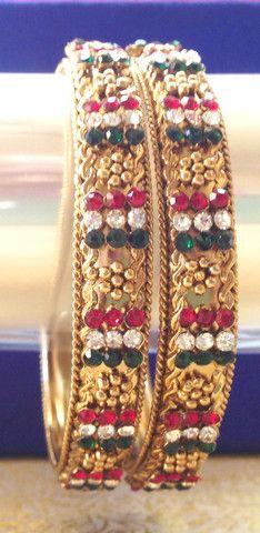 Bracelets - Sowbhakya-Arts-Gifts - 1