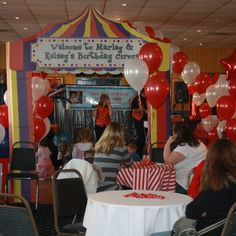 Google Image Result For 1bpblogspot Circus Birthday PartiesCarnival BirthdayBirthday Party