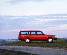 Volvo 240 S.W. beautiful classic