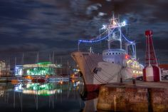La Rochelle, Musée Maritime, Bassin des Grands Yachts by raphael.chekroun, via Flickr