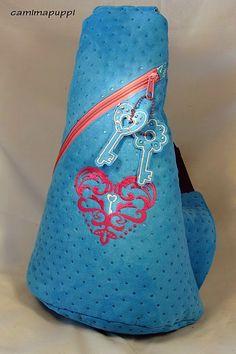 Taschenspieler 2, Farbenmix, swafing, camimapuppi, marion merwarth, rucksack