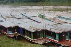 Is Laos on your bucket list? Come read this story about the slow boat to Luang Prabang --> http://www.ytravelblog.com/slow-boat-to-luang-prabang-laos/