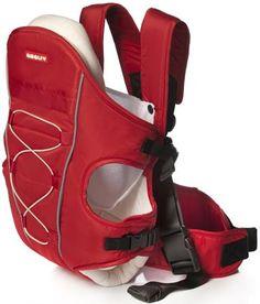 Light красный  — 2399р. ---------------------------------------- Рюкзак-кенгуру Amalfy предназначен для транспортировки малышей от 3 месяцев до 9 кг. Ребенок усаживается внутрь рюкзака, за счет чего руки мамы или папы остаются свободными. Плечевые ремни сумки-кунгуру регулируются, что позволяет выбрать удобное положение как для малыша, так и для родителя. Рюкзак можно одевать на спину или на грудь. Можно усаживать в нем малыша как лицом к родителю, так и лицом к дороге.Боковые стенки…