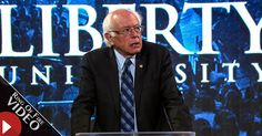 Bernie Sanders: Economic Issues ARE Moral Issues