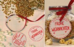 Weihnachtsgeschenke selber machen