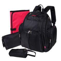 640e8d5843 Yodo Diaper Bag Backpack - Stroller Strap