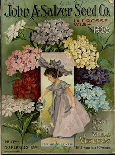John A. Salzer Seed Company Catalogue : 1905