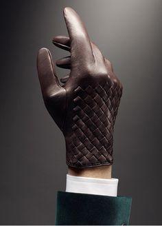 A decent pair of gloves (Botega Veneta)