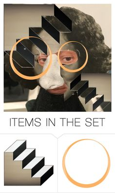 """""""FACEOFF/FACE/ON 172: CUTUPS"""" by harrylyme ❤ liked on Polyvore featuring art and contemporary"""