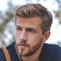 Short Sides with Messy Long Top and Beard mens hairstyles 40 Stylish Haircuts For Men Guide) Trendy Mens Hairstyles, Stylish Haircuts, Best Short Haircuts, Boy Hairstyles, Haircuts For Men, Mens Hairstyles With Beard, Mens Hair With Beard, Hairstyles For Young Men, Boys Haircuts Medium