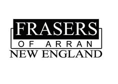 Frasers of Arran is a relocatable knitwear company selling all Australian Made product. We have an extensive retail mailorder customer base, website sales and wholesale sales.