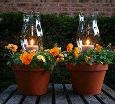Fall outdoor lights