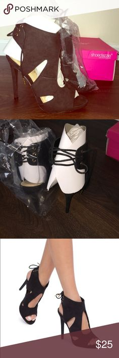 Discount shipping next hour! Shoe Dazzle Heels! New! Still in box! Shoe Dazzle Shoes Heels