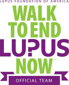 Fundraising for 2016 WALK TO END LUPUS