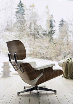 40 Foto S Waardoor Je Een Eames Lounge Chair Wilt Hebben