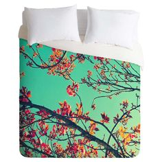 Shannon Clark Summer Bloom Duvet Cover by DENY Designs - 14010-DLIKIN