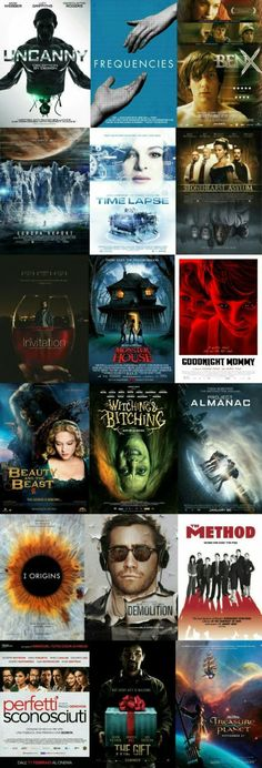 Underrated movies. Genre: mystery/thriller. Part 2