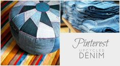 upcycle jeans | ... projects to try to upcycle men s clothing from jeans to ties to shirts