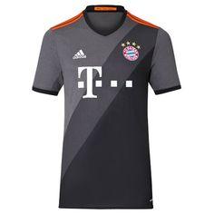 Maillot de foot Bayern Munich Exterieur 2016/2017