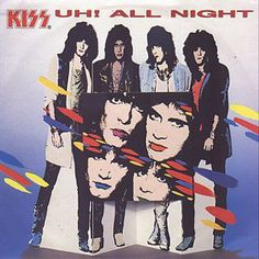 Kiss - Uh! All Night at Discogs
