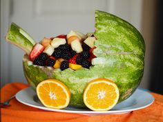 Water Melon Baby Stroller