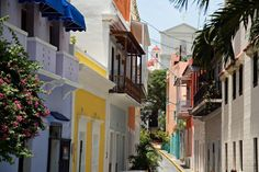 """My Viejo San Juan - My Old San Juan is more than a beautiful town for our family to live. This place is very close to my heart for many reasons. When I am here, I can actually say, """"There is no place like Home""""."""