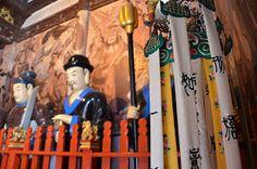 Biz :): Yu Yuan - Old City God Temple