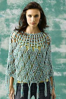 This pattern was also presented in special advertisements during Spring/Summer 2006, Vogue Knitting.